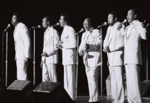 Curtis Mayfield and the Impressions