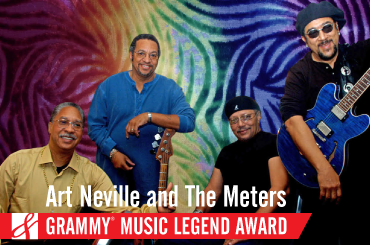 Art Neville and The Meters