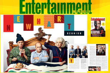 Bob Newhart Entertainment Weekly