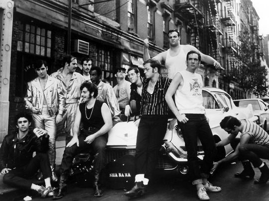 The band Sha Na Na