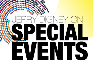 Jerry Digney on Special Event Publicity